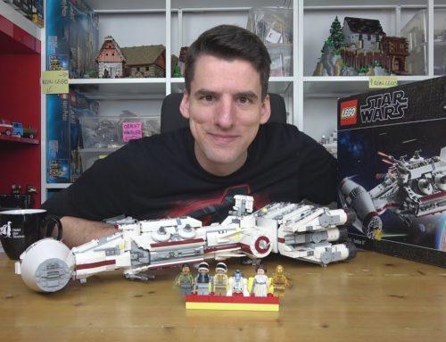 Auf der Suche nach der Zielgruppe – LEGO® Star Wars 75244 Tantive IV