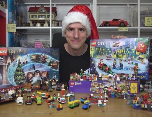 Alle LEGO® Adventskalender 2021 im Vergleich – Star Wars, Harry Potter, Avengers, City & Friends